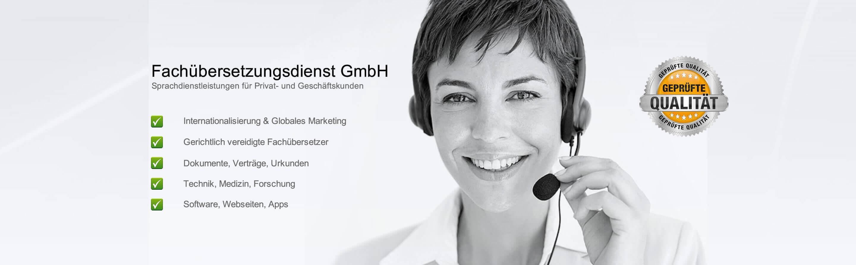 Fachübersetzungsdienst GmbH